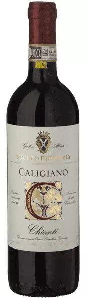 Vinho Tinto Badia di Morrona Caligiano Chianti DOCG 750ML