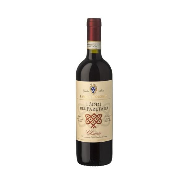 Vinho Tinto Badia di Morrona I Sodi Del Paretaio Chianti DOCG 750ML
