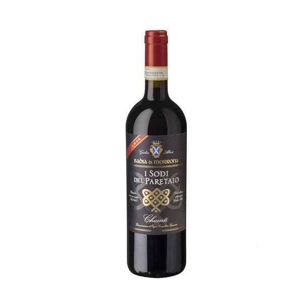 Vinho Tinto Badia di Morrona I Sodi Del Paretaio Chianti Reserva DOCG 750ML