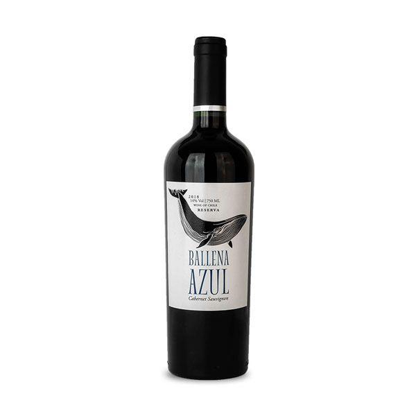 Vinho Tinto Ballena Azul Cabernet Sauvignon 750ml