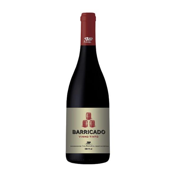 Vinho Tinto Barricado Casa Relvas 750ml