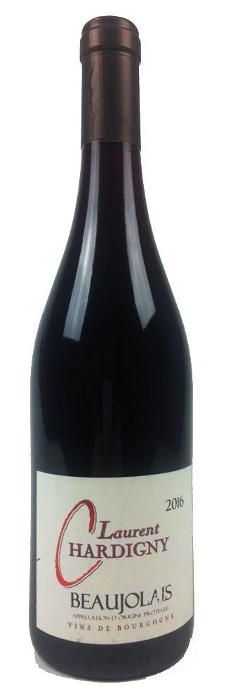Vinho Tinto Beaujolais Laurent Chardigny 2016