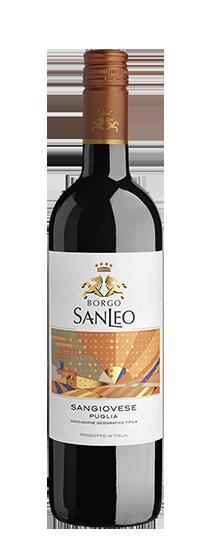 Vinho Tinto Borgo SanLeo Sangiovese 2018