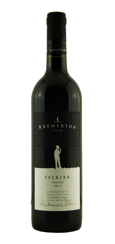 Vinho Tinto Bremerton Selkirk Shiraz