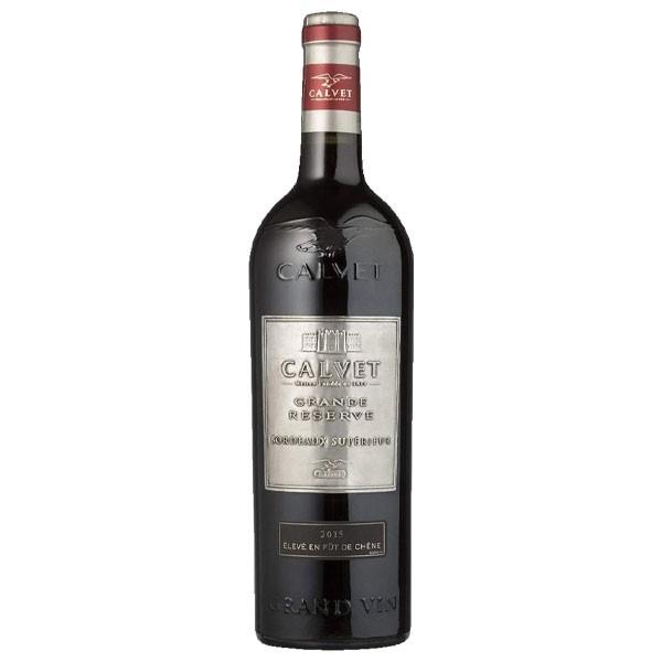 Vinho Tinto Calvet Bordeaux Supérieur Grande Reserve 750ml