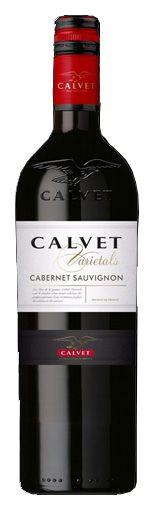 Vinho Tinto Calvet Varietals Cabernet Sauvignon 2017