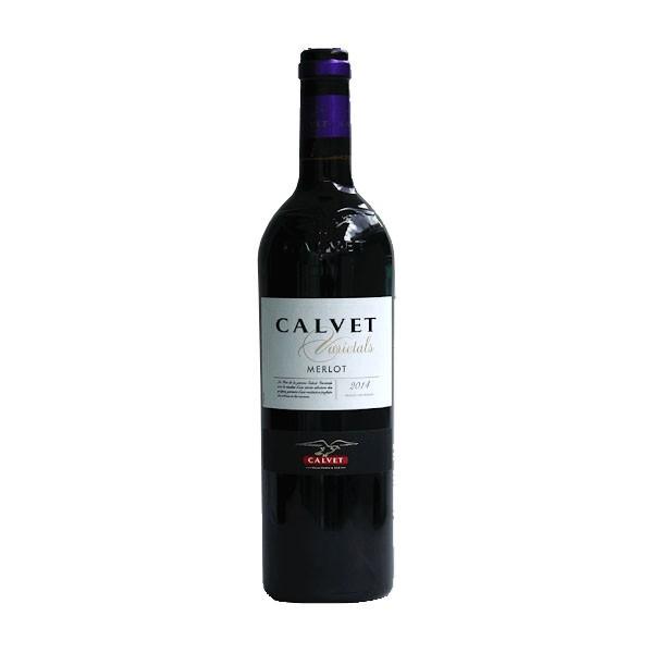 Vinho Tinto Calvet Varietals Merlot IGP 750ml