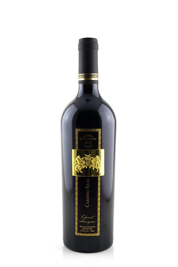 Vinho Tinto Camino Real Gran Reserva Cabernet Sauvignon