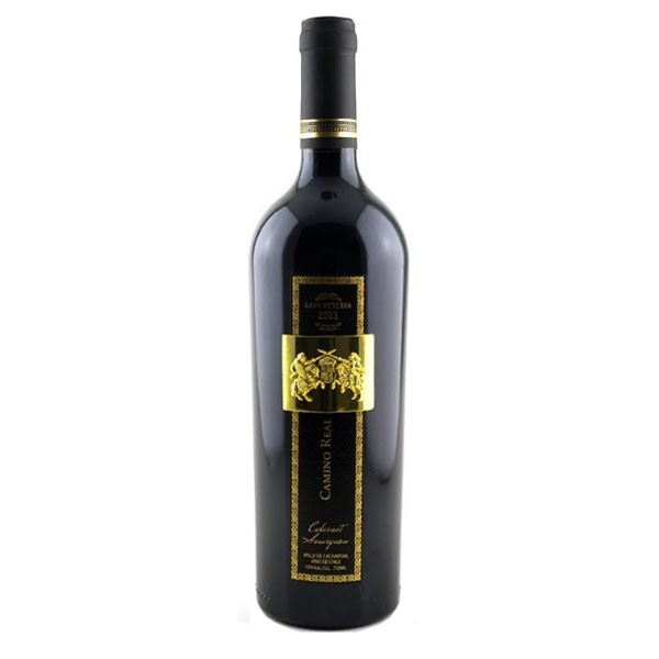 Vinho Tinto Camino Real Gran Reserva Cabernet Sauvignon  750ML
