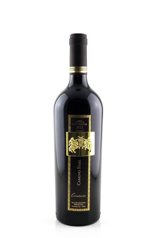 Vinho Tinto Camino Real Gran Reserva Carménère
