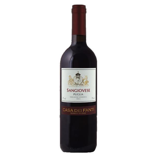 Vinho Tinto Casa Dei Fanti Sangiovese IGT 750ml