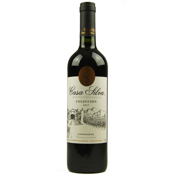 Vinho Tinto Casa Silva Colección Carmenere 750ml