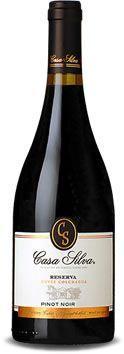 Vinho Tinto Casa Silva Reserva Pinot Noir 2013
