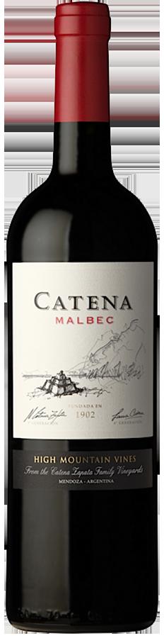 Vinho Tinto Catena Malbec 2016