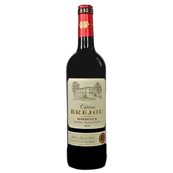 Vinho Tinto Chateau Brejou Bordeaux 750ml