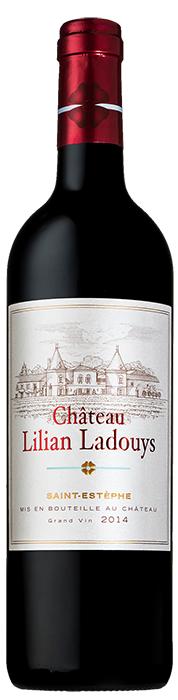 Vinho Tinto Chateau Lilian Ladouys Saint-Estèphe Cru Bourgeois 2011