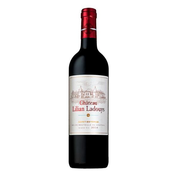 Vinho Tinto Chateau Lilian Ladouys Saint-Estèphe Cru Bourgeois