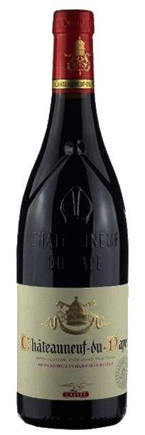 Vinho Tinto Chateauneuf Du Pape Les Cedres 2015