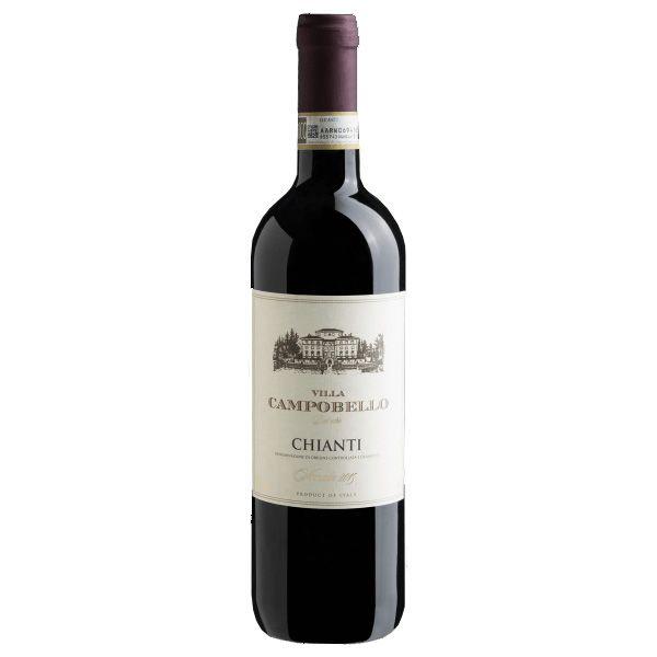 Vinho Tinto Chianti DOCG Campobello 750ml