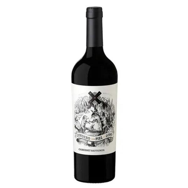 Vinho Tinto Cordero com Piel de Lobo Cabernet Sauvignon 750ml