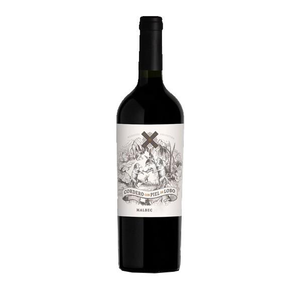 Vinho Tinto Cordero com Piel de Lobo Malbec 750ml