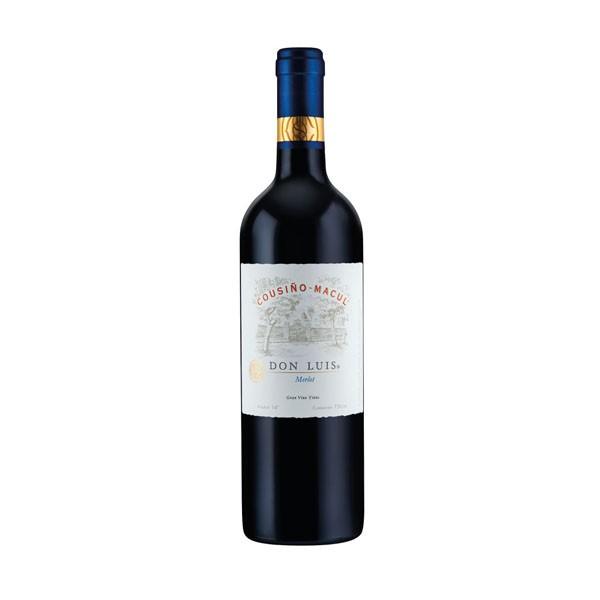 Vinho Tinto Cousiño Macul Don Luis Merlot 750ml