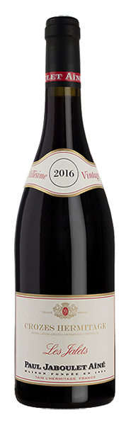 Vinho Tinto Crozes Hermitage Les Jalets 2016