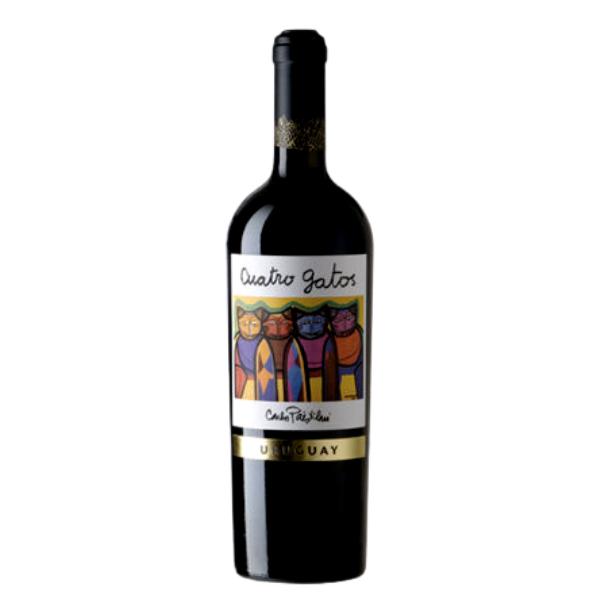 Vinho Tinto Cuatro Gatos 750ml