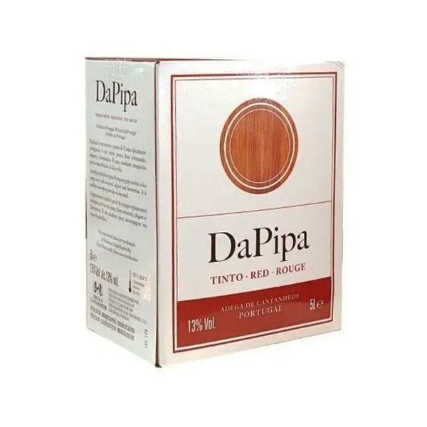 Vinho Tinto Da Pipa  Bag in Box 5 Litros