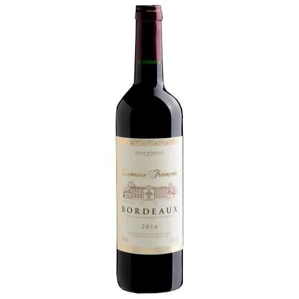 Vinho Tinto Demeure François Bordeaux 750ml
