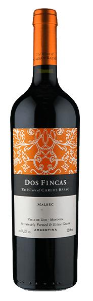 Vinho Tinto dos Finca Malbec 2014