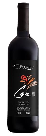 Vinho Tinto Dunamis Merlot/Cabernet 2016