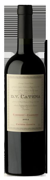 Vinho Tinto DV Catena Cabernet-Cabernet 2014