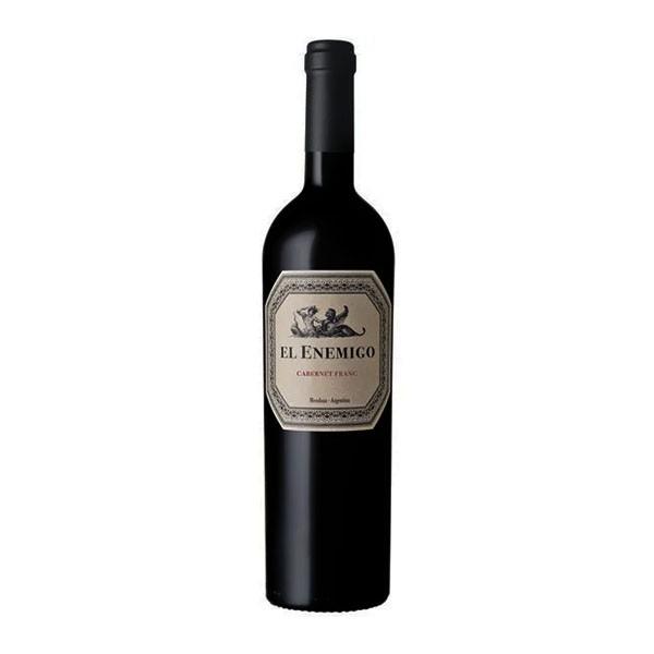 Vinho Tinto El Enemigo Cabernet Franc 750ml