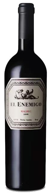 Vinho Tinto El Enemigo Malbec 2015