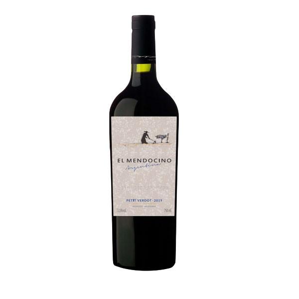Vinho Tinto El Mendocino Petit Verdot 750ml