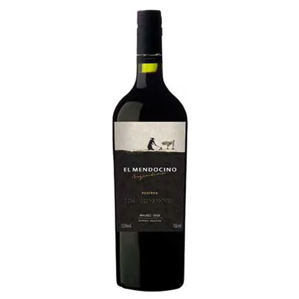 Vinho Tinto El Mendocino Reserva Malbec 750ml