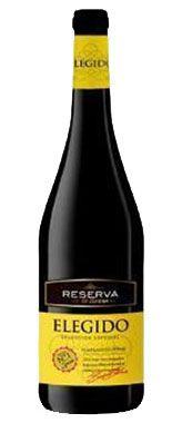 Vinho Tinto Elegido Reserva Selección Especial Tempranillo-syrah 2016