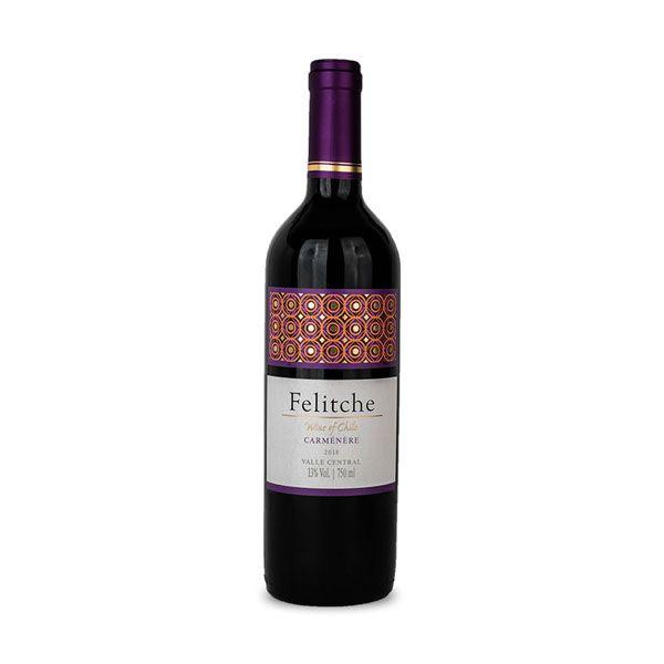 Vinho Tinto Felitche Carmenere 750ml