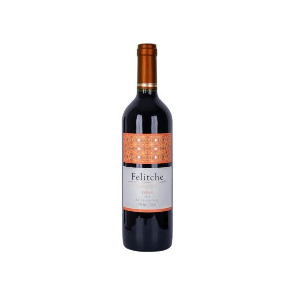 Vinho Tinto Felitche Syrah 750ml