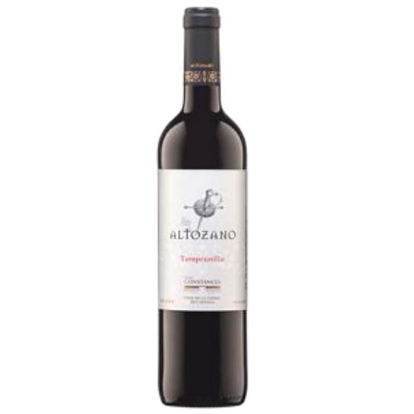 Vinho Tinto Finca Constancia Altozano Tempranillo 750ml