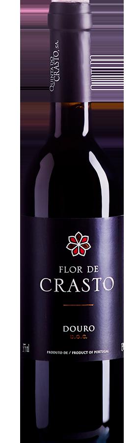 Vinho Tinto Flor de  Crasto DOC Douro 375 ml 2017