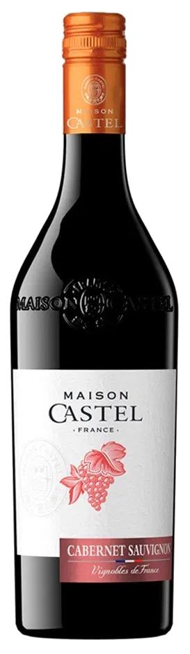 Vinho Tinto Francês Maison Castel Cabernet Sauvignon 2016