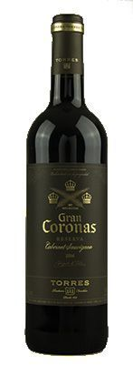 Vinho Tinto Gran Coronas Reserva Cabernet Sauvignon 2014