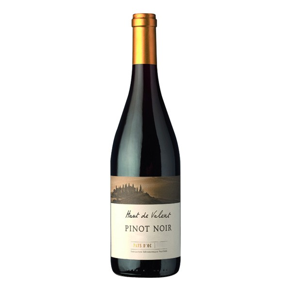 Vinho Tinto Haut de Valent Pinot Noir 750ml