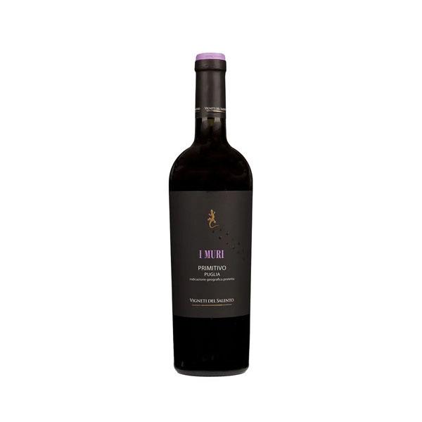 Vinho Tinto I Muri Puglia Primitivo IGP 750ml
