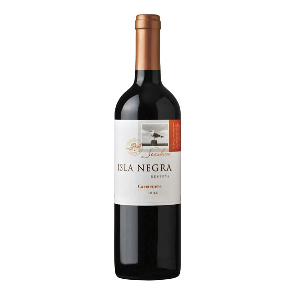 Vinho Tinto Isla Negra Reserva Carmenere 750ml