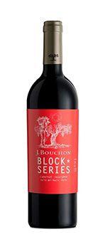 Vinho Tinto J. Bouchon Block Series Cabernet Sauvignon 2015