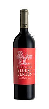 Vinho Tinto J. Bouchon Block Series Malbec 2015