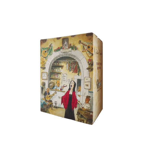 Vinho Tinto Julia Florista Bag in box 5L
